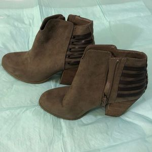 Boots-ankle boots